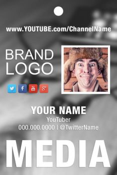 Free Media Badge #1 by CaponDesign