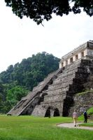 Palenque: Inscriptions Pyramid by Noemy009