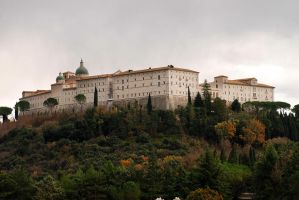 Monte Cassino by Bartli
