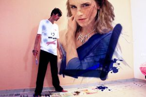 painting a passion by parthpandya89
