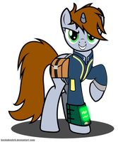 [FoE] LittlePip by Koshakevich