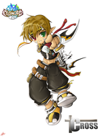 [Elsword RPs] FC: Cross Shievaro by ClairSH