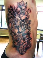 tattoo finished by WillemXSM