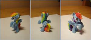 Blindbag~ Rainbow Dash by Mao-Ookaneko
