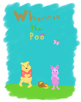 The missed spelled Pooh Bear by TheDreamRunner
