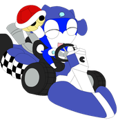 Commission- Chip-Kart by Turoxy