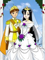 Royal Wedding by ArthurT2015