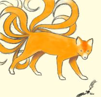 NineTails by Rooncakes
