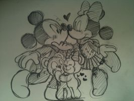 Duffy and Shellie May by chico-110