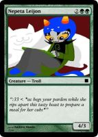 Magic: Nepeta Leijon by cybernerd129