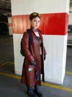 Borderlands 2 Patricia Tannis Cosplay by SuicidalPete