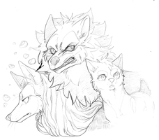 Trio of windy by Nerior