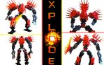 H.F. Revamps:Xplode by Trimondius01
