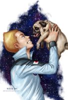 Space Brothers.Hibito by jen-and-kris