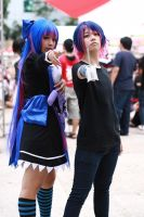 Stocking: M x F by huynhanh