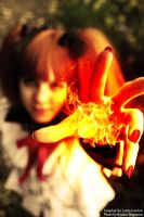 Fire in my hand by laito-laetus