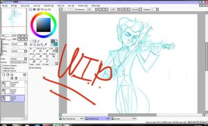W.I.P. by 501JOXTER
