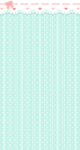 FREE Custom Box Background ~ Aqua Polka Dots by Riftress