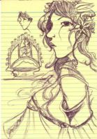Makiling Posture Concept by tonieliemariae