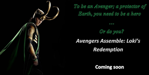 Avengers Assemble Loki's Redemption by Purewhitedevil