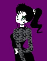 Goth Lita by esmeone