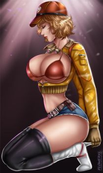 Cindy Aurum by Flowerxl