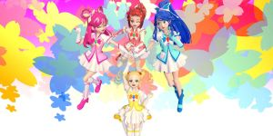 Yes! PreCure! by YamiSweet