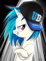 UB Vinyl Scratch by JenYeonGI
