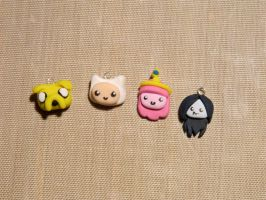 Adventure Time Charms by Cheriko