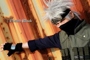 Kakashi by SanetomoIjuin