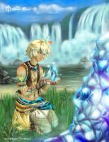 Pure Water Ether Crystals by ssbbgamergirl
