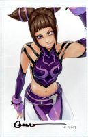 Juri Lurking by Omar-Dogan