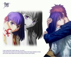 Fate Stay Night :Wallpaper2: by F0RG0TTEN