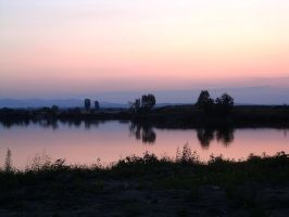 The silent lake by molnar86