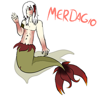 Merdagio ref-sheet-thing by AestheticTotem