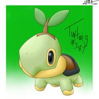 #387 Turtwig by Zaravot