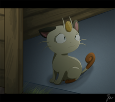 Meowth by ShakShakalut