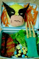 Wolverine Bento by mindfire3927
