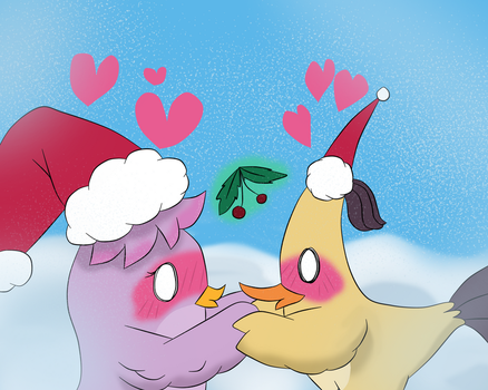 Merry christmas feathered (part final) by mishayus