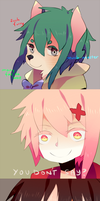Team KIL(L) HAPPINESS : 59 by poisonous-mush