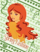 Spring Fashion by Samholy