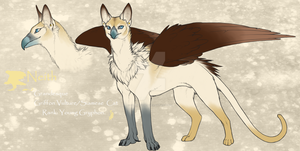 Neith - Ref sheet I by SleepyFoxes