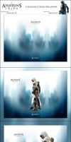 Assassin Creed Wallpaper v2 by mjamil85