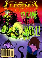 It Came From Hell by chestire