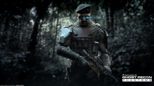 Tom Clancy's Ghost Recon Phantoms - Jungle Pack by neonkiler99