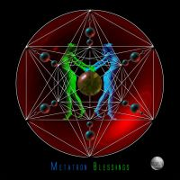Metatron Blessings by AVAdesign