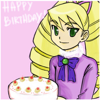 .:Happy Birthday Emi:. by Na-Nami