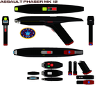 Assault Phaser Mk  12 by bagera3005