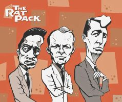 the rat pack by gabrio76