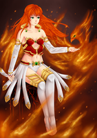 Phoenix Mariciel - H.O.W. Contest by Mike-MM